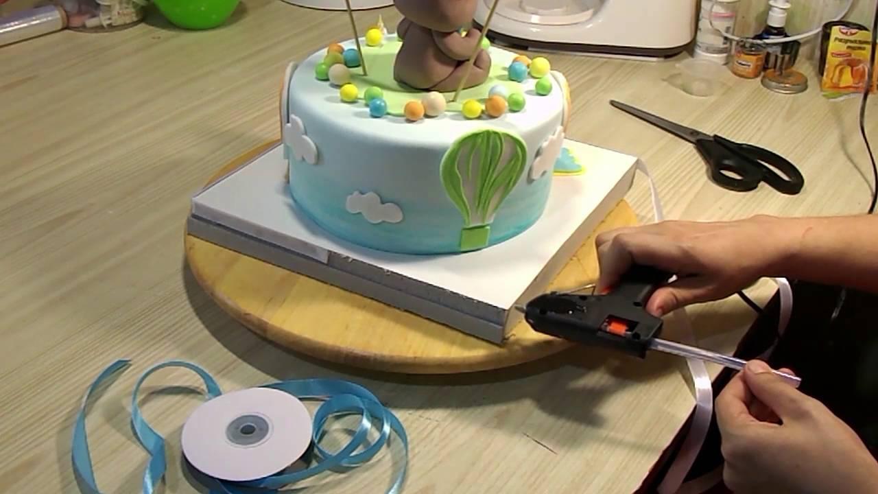 Торт с киндерами - YouTube