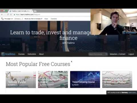 New Course Browser & Design For Our Trading, Investing & Personal Finance Learning Platform