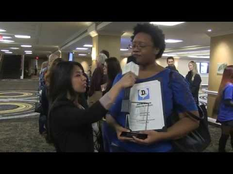 Dwayne McDuffie Awards - Long Beach Comic Expo 2015