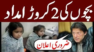 imran khan announces 2 crore rupes compensation for Sahiwal  family