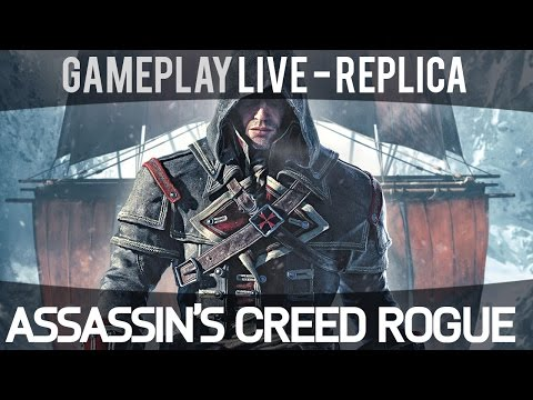 Assassin's Creed Rogue - Everyeye.it Live