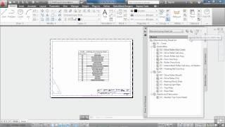 Using AutoCAD Sheet Sets Tutorial | The Sheet Set Manager
