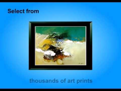 Art Picture Framing | Houston Custom Picture Frames | TurnKey Art Solutions 832-606-3303