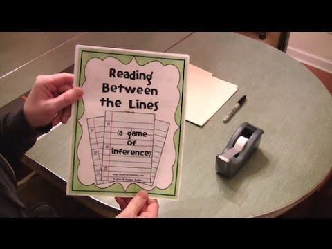 Inference activity first grade second and third reading lesson youtube also rh