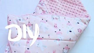 детское одеяло , плед , конверт на выписку