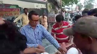 Life Saving Healthcare society Daily Provide Food In Rs 5 Only