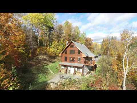 Caspian Cottage, St-Sauveur, Quebec, Canada