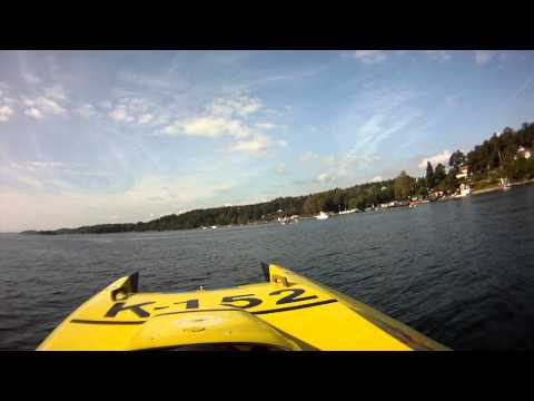 Dyvik offshore race 2014 , från K-152