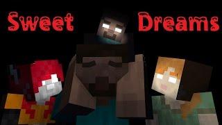 WAKE UP - Minecraft Music Video - Sweet Dreams by Aviators