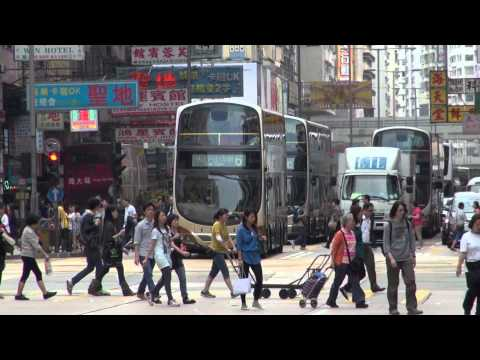 Hong Kong Buses - Around West Kowloon