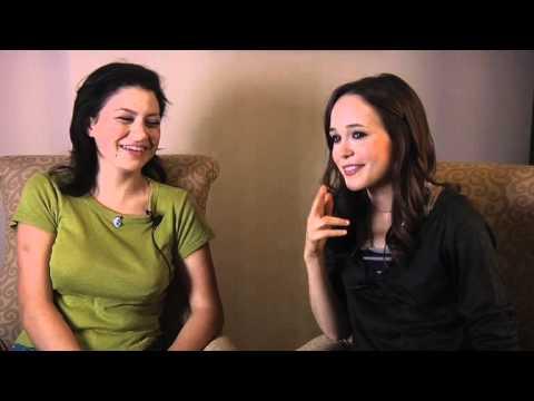 DP30: Whip It, actors Ellen Page, Alia Shawkat