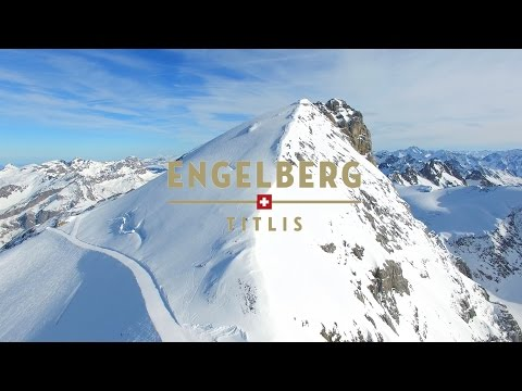 Titlis Engelberg Switzerland 4k