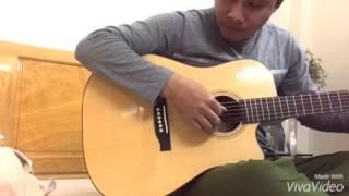 Mẫu acoustic D27C - Guitar Ân (Trần Anh Tuấn)