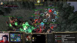 Happy (UD) vs Yumiko (HU) - WarCraft 3 - DOTA like Heroes - WC2539