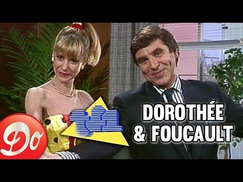 Show Dorothée : Jean-Pierre Foucault et Dorothée en duo
