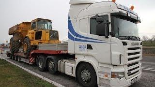 Vrbic - Baggertransport - LKW-Thorsten