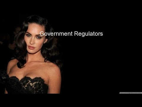 Government Regulators