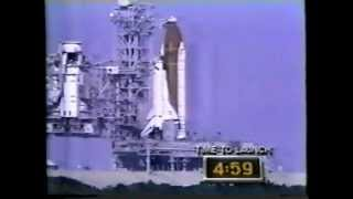 STS-27 Launch ABC  News Coverage
