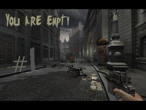 You Are Empty. Полное прохождение #1