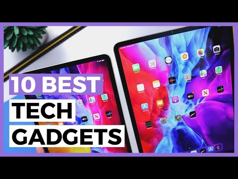 The Coolest Tech Gadgets in 2020 - What are the Best Tech Products this Year?