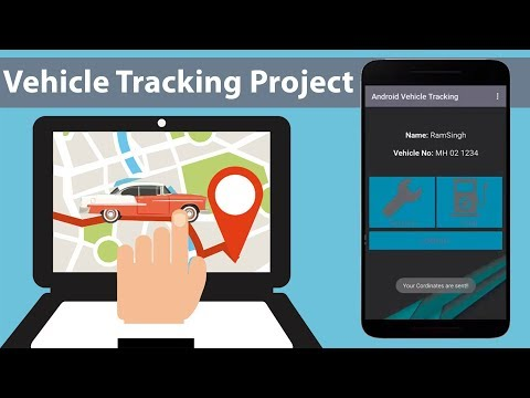 Android Vehicle Tracking Project