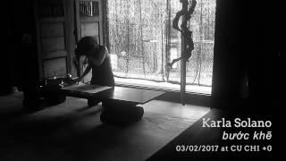 Bước khẽ - Karla Solano - CC+0 Workshop Vietnam 2017 - TEASER 1