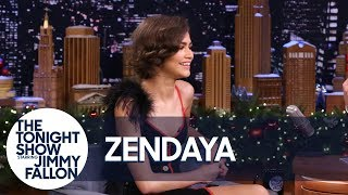Zendaya's Lip Sync Battle Impersonation Caught Bruno Mars' Attention Free HD Video