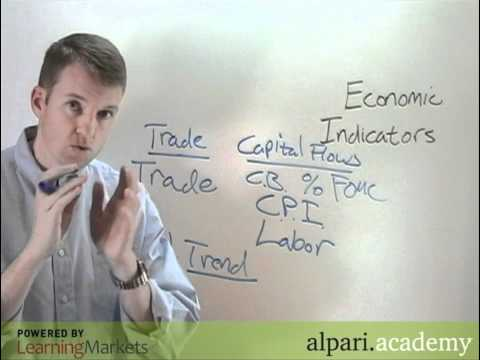 Lesson 4 - Economic indicators and their affect on Forex prices