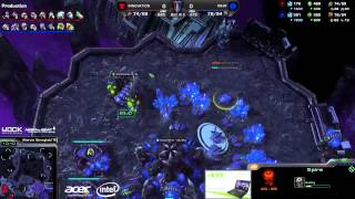 Innovation vs. JaeDong (ATC) - EG vs. Acer - Game 1 - StarCraft 2
