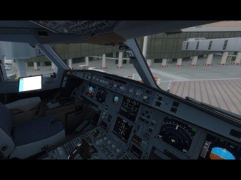 [IVAO] A330 Aerosoft LEMD-GCLP