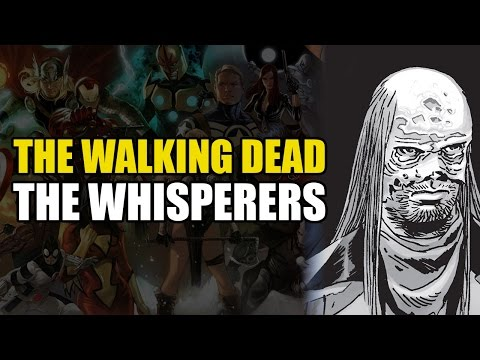 Worse Than Negan?! (The Walking Dead Vol 22: The Whisperers/A New Beginning)