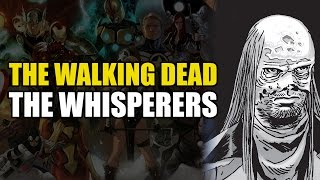 worse than negan? the walking dead vol 22 the whisperersa new beginning