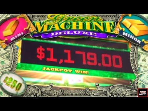 Spiele Green Machine Deluxe - Video Slots Online