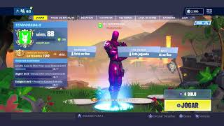 LIVE - MADRUGANDO + SORTEIO DE 2800 VBUCKS @ILF TEAM - FORTNITE