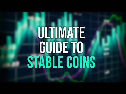 StableCoins Clearly Explained - What You Need To Know About Pegged Cryptocurrencies