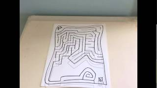 How to Make a Fun Maze for Your Kids