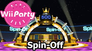 Wii Party - Party Mode - Spin-Off