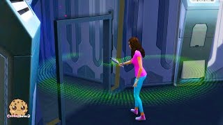 Open The Secret Lab In Strangerville - Cookie Swirl C Sims 4 Adventure Video Game Let's Play