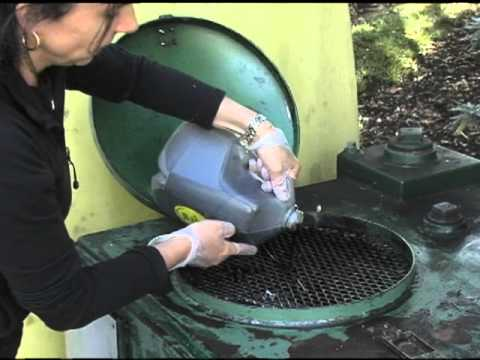 Oil Pollution Prevention