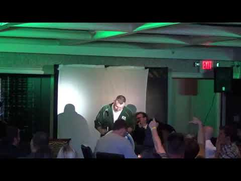 KP Burke Roasts Brian O'Halloran from the Kevin Smith movie Clerks