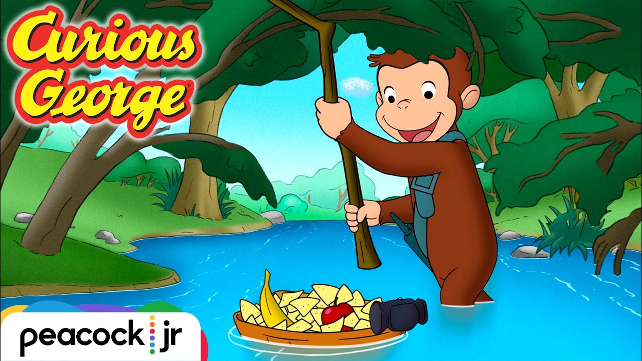 Whatever Floats Your Boat | CURIOUS GEORGE