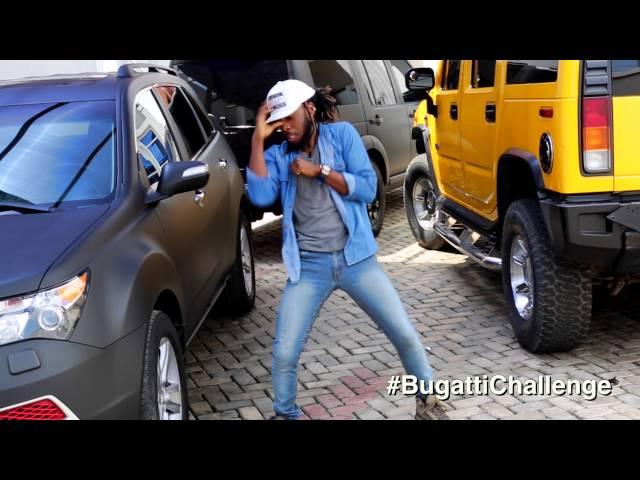 Ijo Bugatti - Full #BugattiChallenge Dance Challenge Video