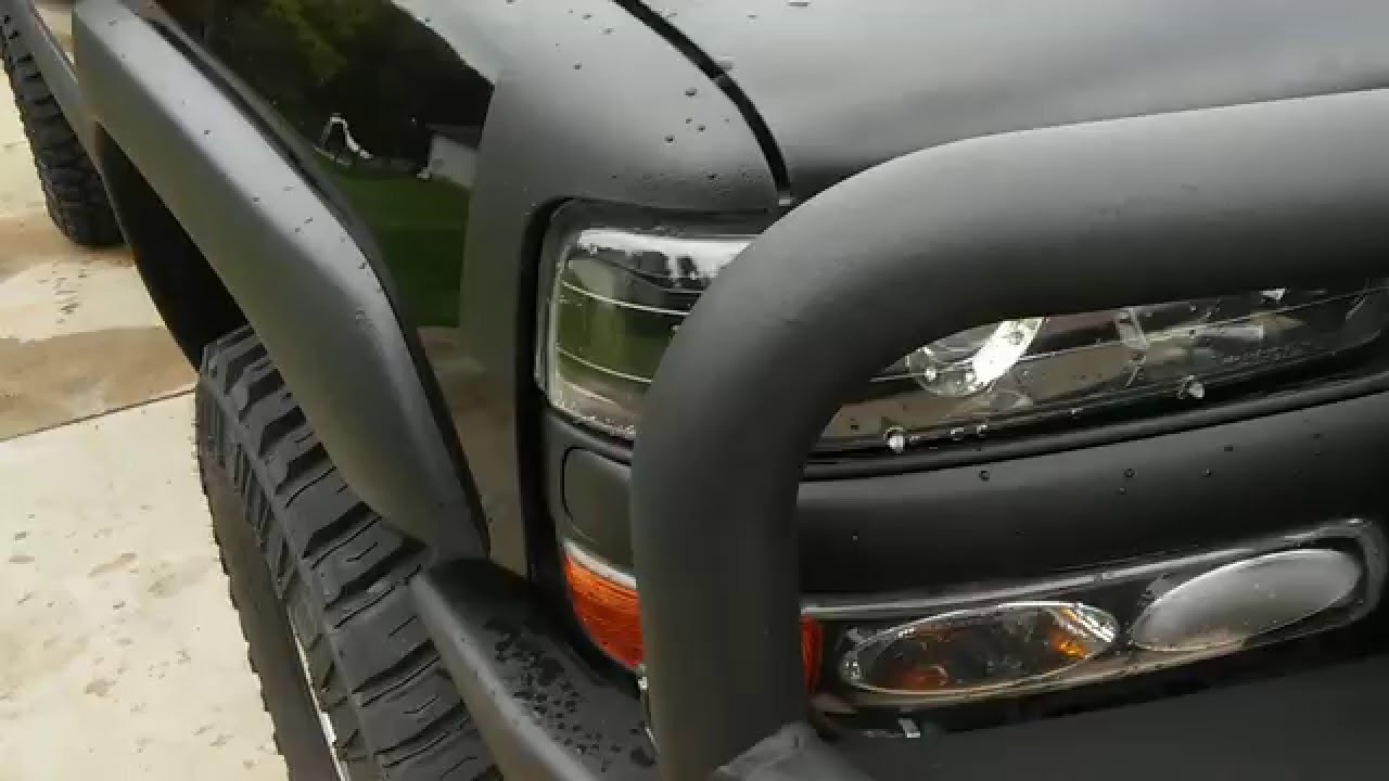 2015 Chevy Silverado For Sale >> SOLD ONE of a KIND 2000 Chevy Suburban Off-Road Bug-Out DupliColor Bedliner Fenders - YouTube