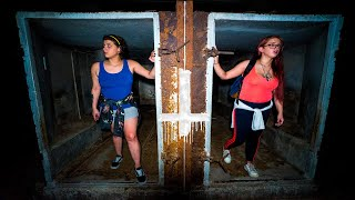 HAUNTED SOVIET PRISON ISLAND - WE NEVER  SHOULD HAVE COME HERE