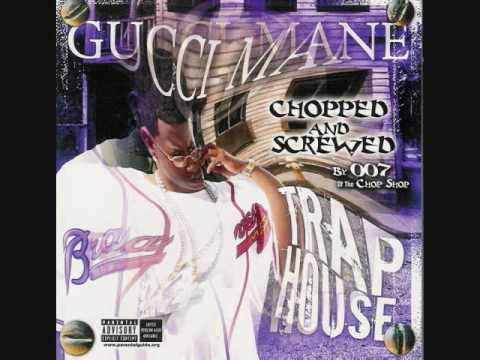 Gucci Mane - So icey ( Slowed And Chopped ) Traphouse Album by dj 007