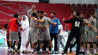 الشوط الثاني | لخويا 27 - 17 الغرافة | البطولة الآسيوية لكرة اليد2016