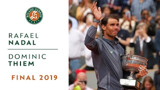 Rafael Nadal vs Dominic Thiem - Final 2019 - The Film | Roland-Garros