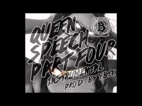 Queen Speech 4 Instrumental Lady Leshurr [Remake By YBTK]