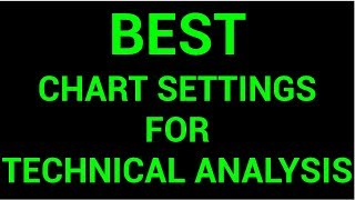 BEST Chart Settings for Intraday | Swing | Scalping | Positional Trade - HINDI