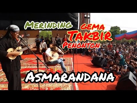 Asmarandana Enda Kombet & Mustafa Debu.